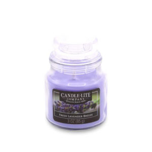 Svíčka Fresh lavender breeze 85g