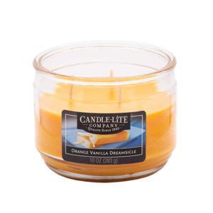 tříknotová svíčka candle lite orange vanilla dreamsicle 283g
